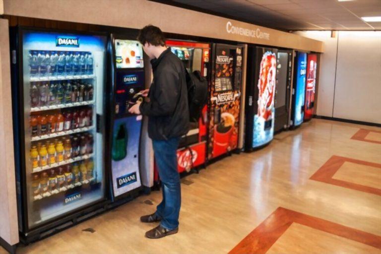 FSSAI for Food Vending Machine